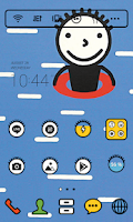 Screenshot of Kisoo Kwon_Sea Dodol Theme