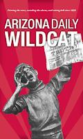 Screenshot of Arizona Daily Wildcat