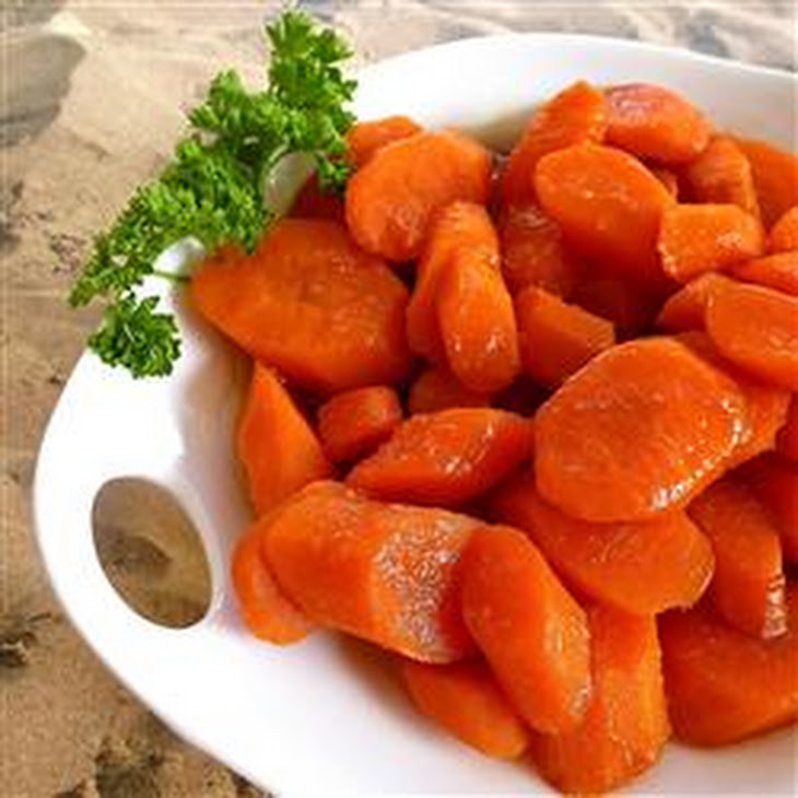 Quatre Epices Glazed Carrots Recipe — Dishmaps