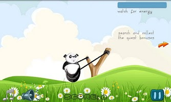 Screenshot of Crazy Panda