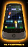 Screenshot of Aeon Racer Lite Neon Glow Race