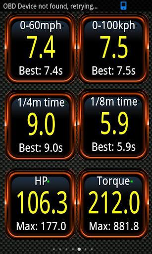 Torque Pro (OBD 2 & Car) - screenshot