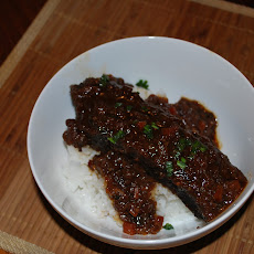 Not Roy's Short Ribs