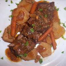 Tangy Chuck Wagon Pot Roast