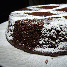 Fudgy Chocolate Stout Cake