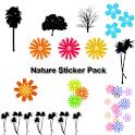 Nature Sticker Pack