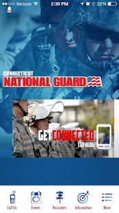 Connecticut National Guard - screenshot