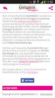 Screenshot of Campioni Omaggio