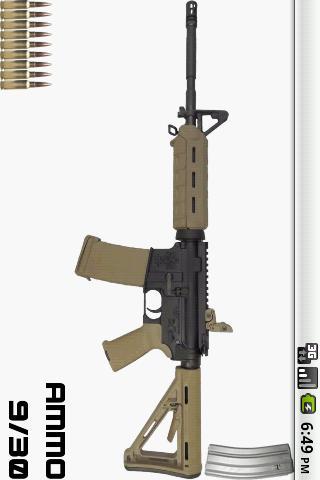 【免費音樂App】AR-15步槍-APP點子