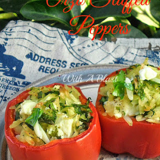 Stuffed Peppers With Orzo Pasta Recipes