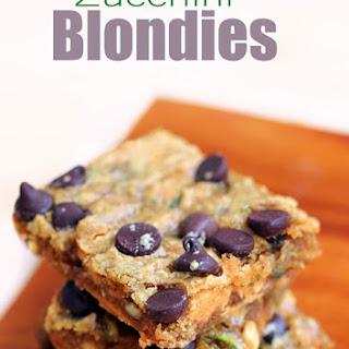 Chocolate Chocolate Chip Zucchini Bars Recipes