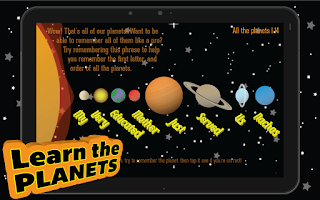Screenshot of Our Solar System - Kids Book