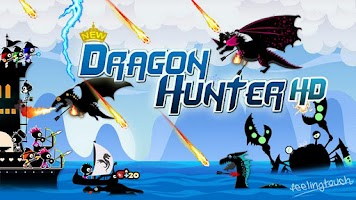 Screenshot of Dragon Hunter HD