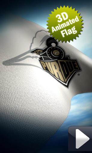 【免費個人化App】Purdue Live Wallpaper 3D Suite-APP點子