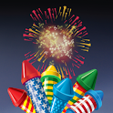 Fireworks Finger Fun icon