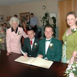 by Andrew James - Wedding Ceremony