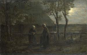 RIJKS: Jozef Israëls: painting 1897
