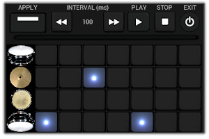 Screenshot of Studio music - garage band