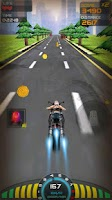 Screenshot of Death Racing:Moto