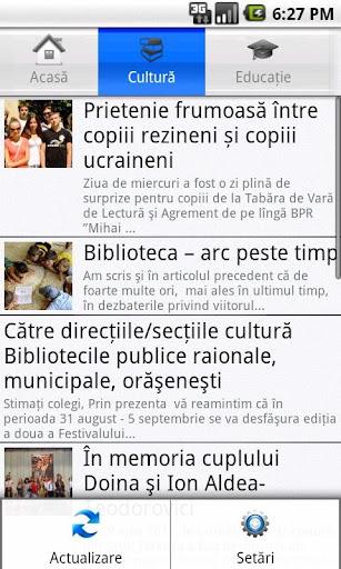 Rezina News