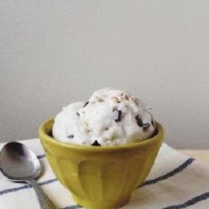 Vegan Banana-Coconut Ice Cream (Soy-Free)