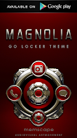 Screenshot of Next Launcher Theme Magnolia