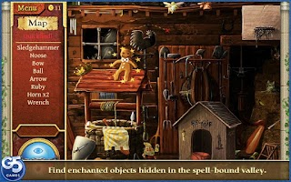 Screenshot of Magician's Handbook