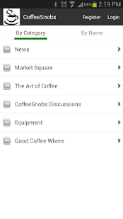 Coffee Snobs - screenshot
