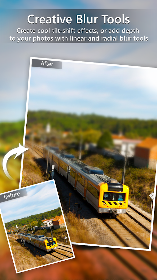 PhotoDirector Photo Editor App Screenshot 10