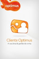 Screenshot of Cliente Optimus