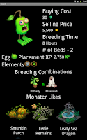 Screenshot of My Singing Monsters Guide