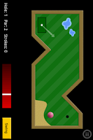 Screenshot of Fun-Putt Mini Golf Lite