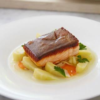 Crispy Salmon Fillets Recipes