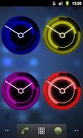 Screenshot of Honeycomb Clock