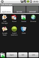 Screenshot of Task Manager Premium