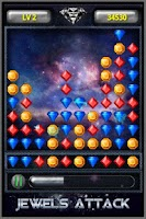 Screenshot of Jewels Attack