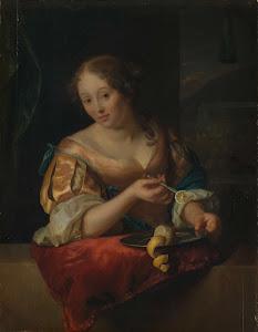 RIJKS: Godfried Schalcken: painting 1690