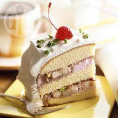 Light Cream Layer Cake