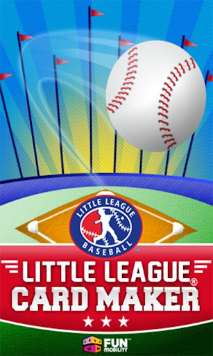 Little League® Card Maker