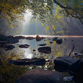 by Chuck Hagan - Landscapes Waterscapes (  )