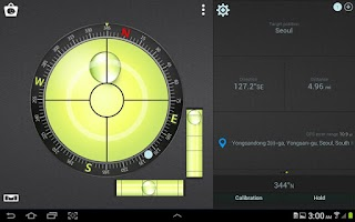 Screenshot of Compass Level