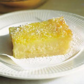Lemon Curd Squares Recipes