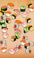 Screenshot of Sushi World Live Wallpaper