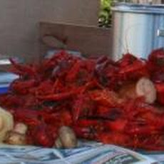 Joe's Spicy 40lb Bag Boiled Crawfish With Fixin's