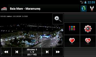 Screenshot of Camere România