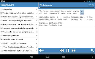 Screenshot of Angličtina PREMIUM