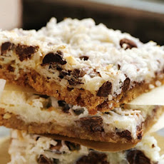 Congo Bars | 7 Layer Bars Recipe