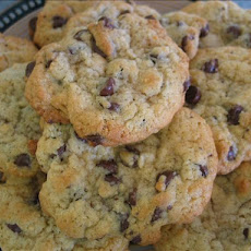 Amazing Chewy Chocolate Chip Cookies