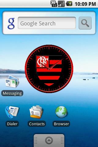 Flamengo Relógio