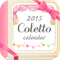 Download Coletto calendar~Cute diary APK on PC